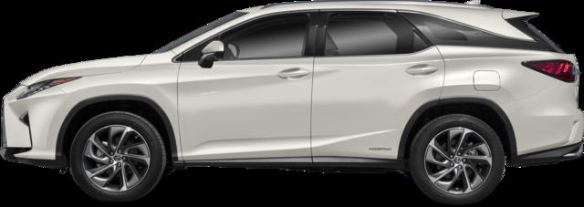 2019 Lexus RX 450hL SUV Luxury