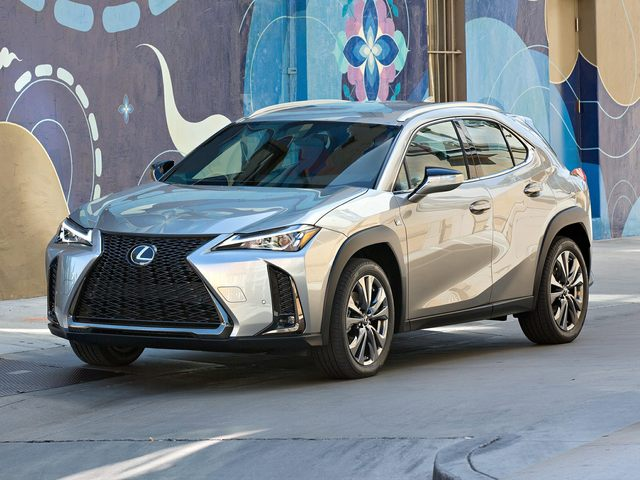 2019 Lexus UX 200 near Washington DC