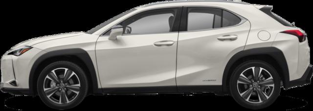 2019 Lexus UX 250h SUV F SPORT