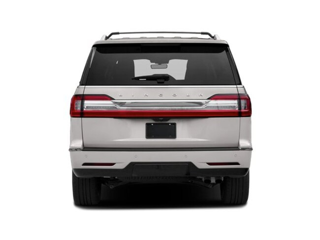 New 2019 Lincoln Navigator L For Sale At North Park Lincoln Vin