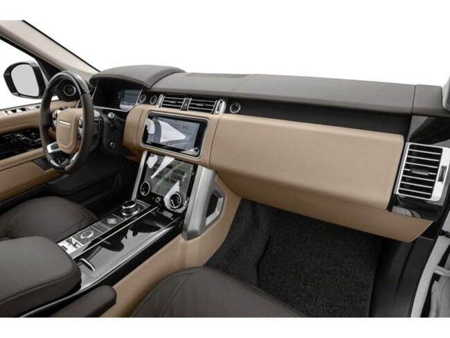 New 2019 Land Rover Range Rover For Sale At Land Rover Dfw Vin