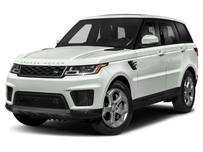 Range Rover Cherry Hill >> New 2019 Land Rover Range Rover Sport For Sale at Land Rover Cherry Hill | VIN: SALWR2REXKA844529
