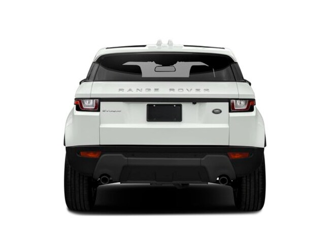 New 2019 Land Rover Range Rover Evoque For Sale At Land