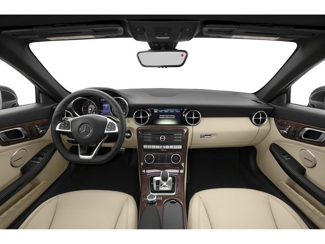 2019 Mercedes-Benz SLC Interior