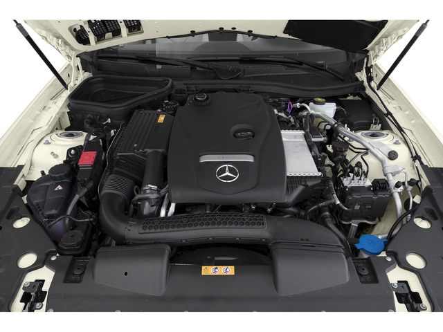 2019 Mercedes-Benz SLC Engine
