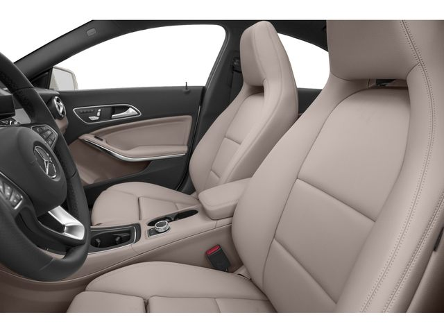 2019 Mercedes-Benz CLA Front Seat