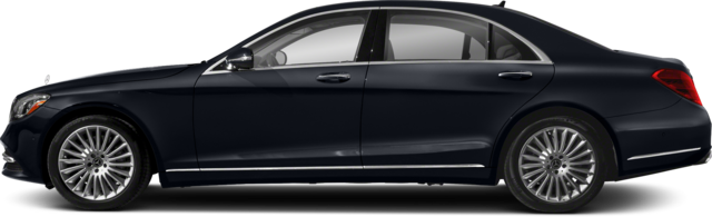 2019 Mercedes-Benz S-Class Sedan S 560