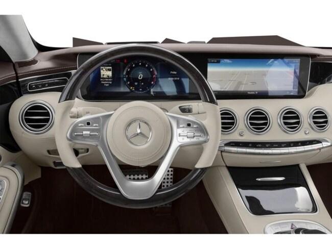 2019 Mercedes-Benz AMG GLC 63 4MATIC SUV
