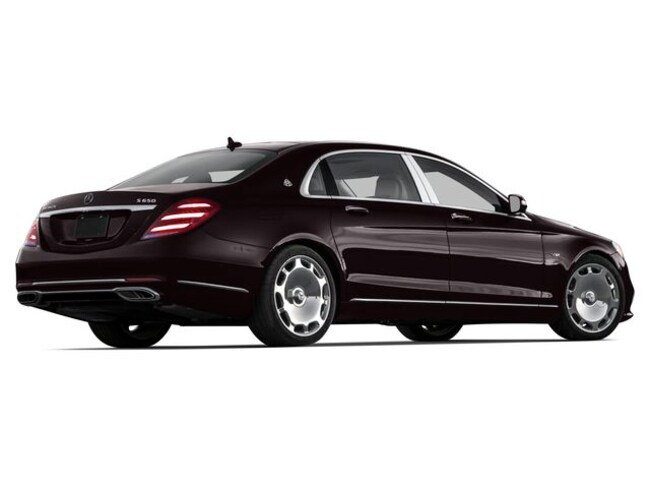 New 2019 Mercedes-Benz Maybach S 650 WDDUX8AB5KA470751 For