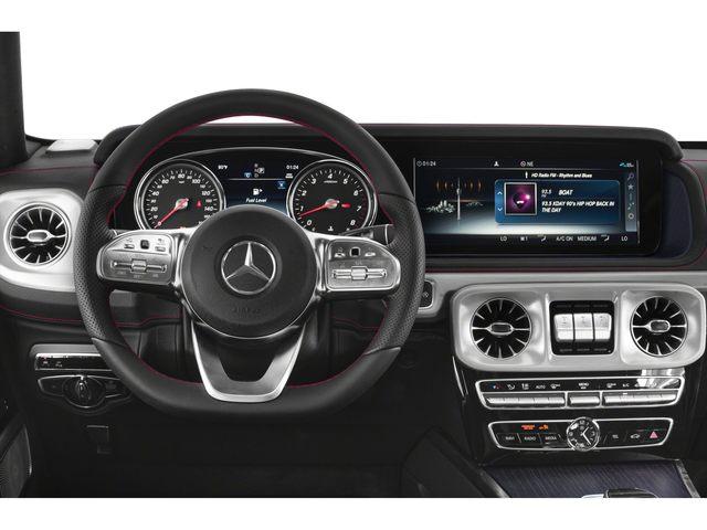 2019 Mercedes-Benz G-Class SUV