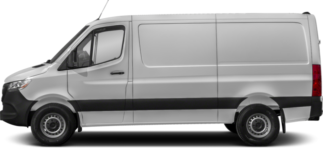 2019 Mercedes-Benz Sprinter 2500 Van Standard Roof V6