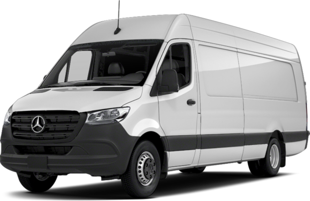2019 Mercedes-Benz Sprinter 3500XD Van High Roof V6