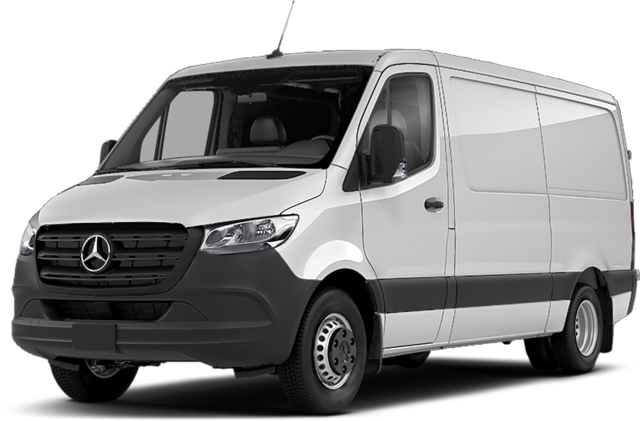 2019 Mercedes-Benz Sprinter 4500 Van Standard Roof V6