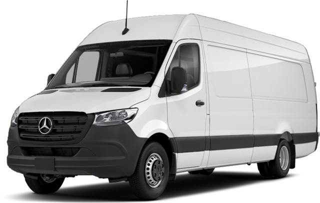 2019 Mercedes-Benz Sprinter 4500 Van High Roof V6