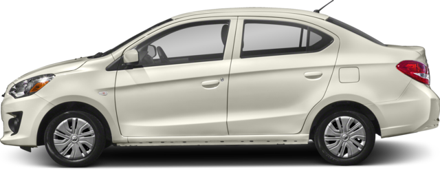 2019 Mitsubishi Mirage G4 Sedan RF