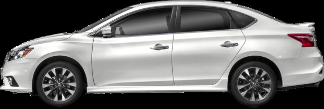 2019 Nissan Sentra Sedan SR