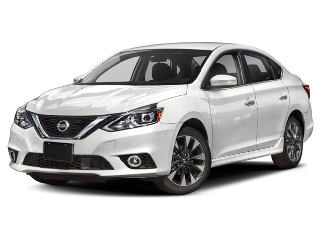 New 2019 Nissan Sentra For Sale at Loving Auto Group | VIN