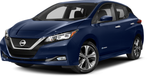 2019 Nissan LEAF Hatchback
