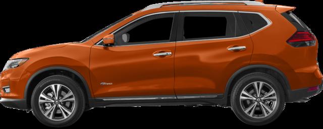 2019 Nissan Rogue Hybrid SUV SL