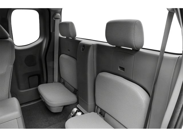 King Cab Rear Seating