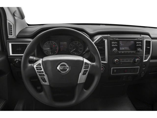 2019 Nissan Titan Truck