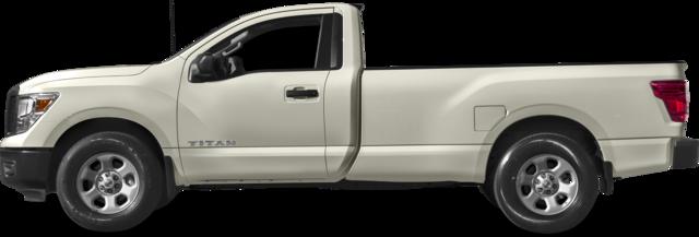 2019 Nissan Titan Truck SV