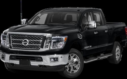2019 Nissan Titan XD Truck