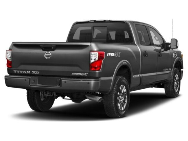 new 2019 nissan titan xd for sale state college pa. Black Bedroom Furniture Sets. Home Design Ideas