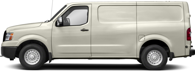 2019 Nissan NV Cargo NV3500 HD Van SV V8