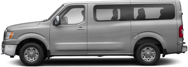 2019 Nissan NV Passenger NV3500 HD Van SV V6