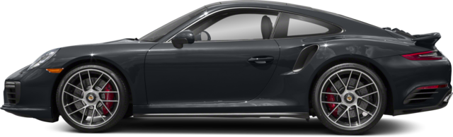 2019 Porsche 911 Coupe Turbo