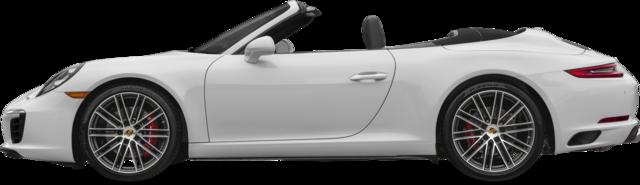 2019 Porsche 911 Cabriolet Carrera S