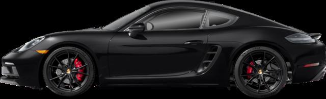 2019 Porsche 718 Cayman Coupe GTS