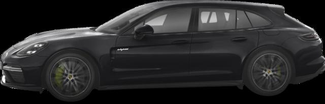 2019 Porsche Panamera E-Hybrid Sport Turismo Sport Wagon 4