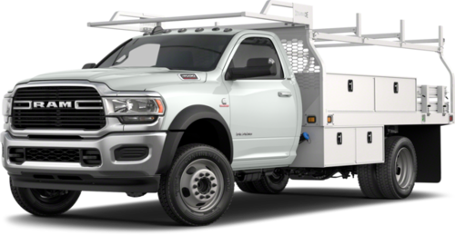 2019 Ram 4500 Chassis Truck