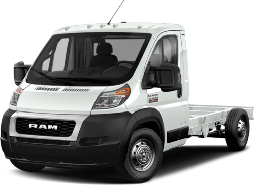 2019 Ram ProMaster 3500 Cab Chassis Truck