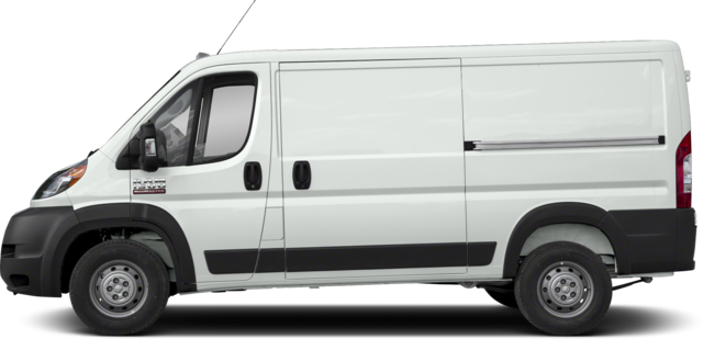 2019 Ram ProMaster 1500 Van Low Roof