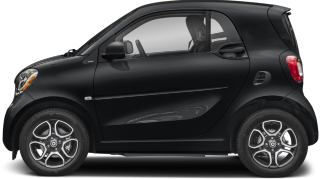 2019 smart EQ fortwo Coupe passion