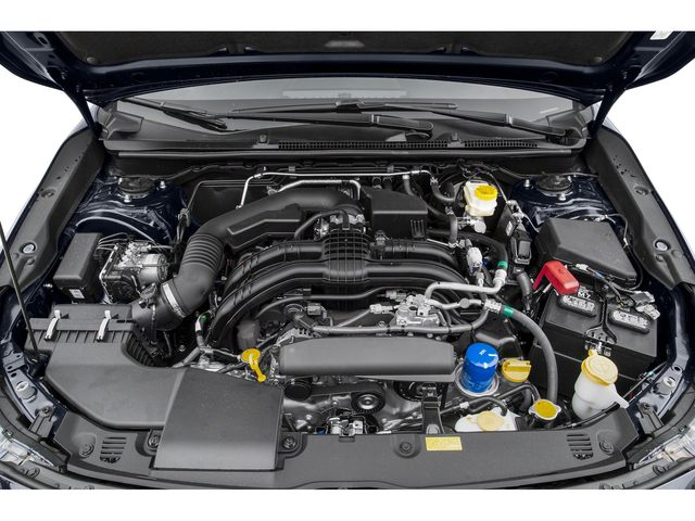 2020 Subaru Impreza Engine