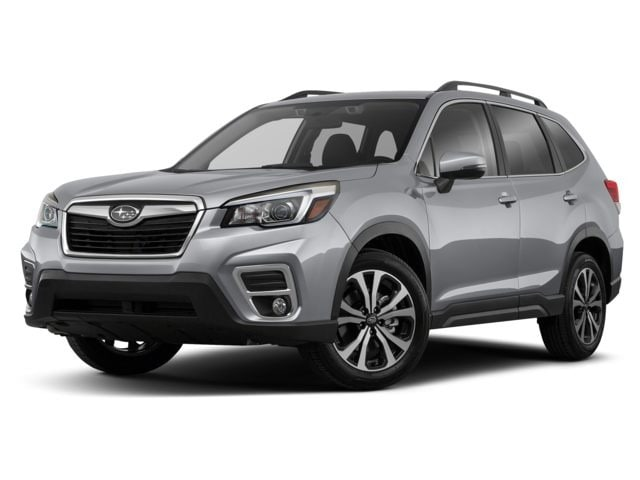 New 2019 Subaru Forester Utah