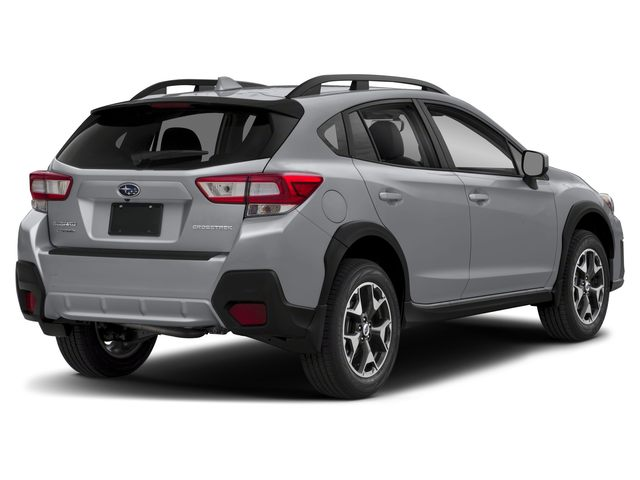 Subaru Crosstrek rear view