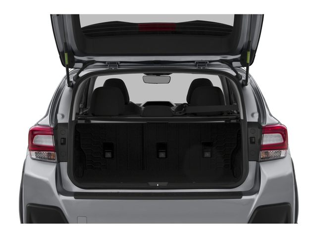 Subaru Crosstrek Rear Cargo Area Hatchback