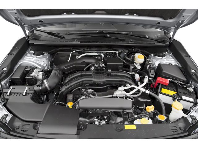 2019 Subaru Crosstrek Engine