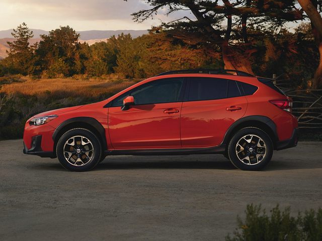 2020 Subaru Crosstrek Driver Side