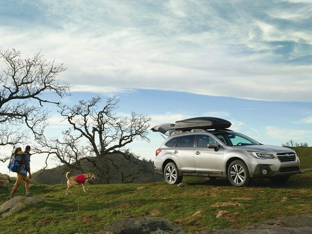 New 2019 Subaru Outback San Antonio | 4S4BSAHCXK3390948