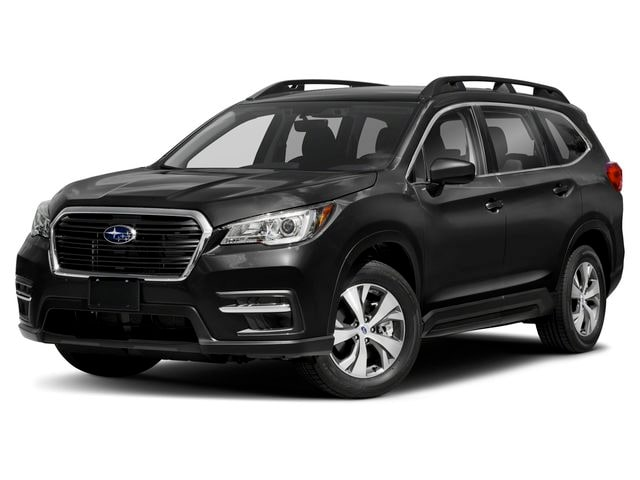 New 2020 Subaru Ascent Utah