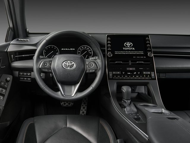 new 2019 toyota avalon at darcars toyota of silver spring. Black Bedroom Furniture Sets. Home Design Ideas