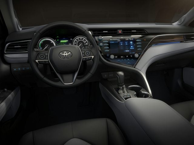New Toyota Camry Technology