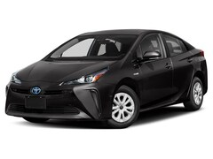 New 2019 Toyota Prius L Hatchback in Laredo, TX