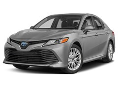 New 2019 Toyota Camry Hybrid LE Sedan in Early, TX